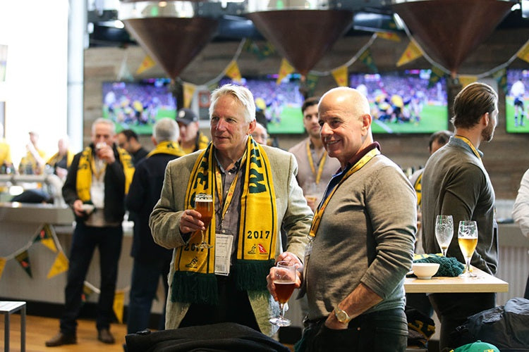 Round 5 - Rugby Championship Double Header - Saturday, 5 December 2020 - Bankwest Stadium, Sydney - Private Suites