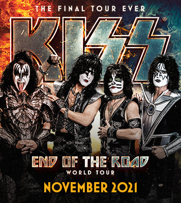 KISS Tour - Open Air Box - Townsville - 4 December 2021