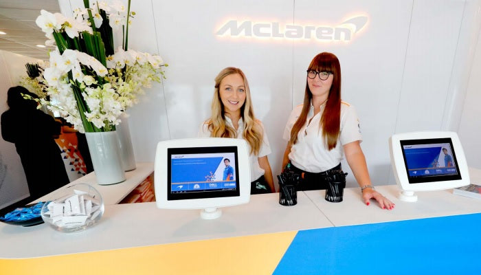 McLaren Legends Paddock Club - 3 Days - F1 Australian Grand Prix 2021