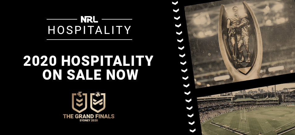 Captains Club - NRL Grand Final - Sydney - 4 Oct 2020
