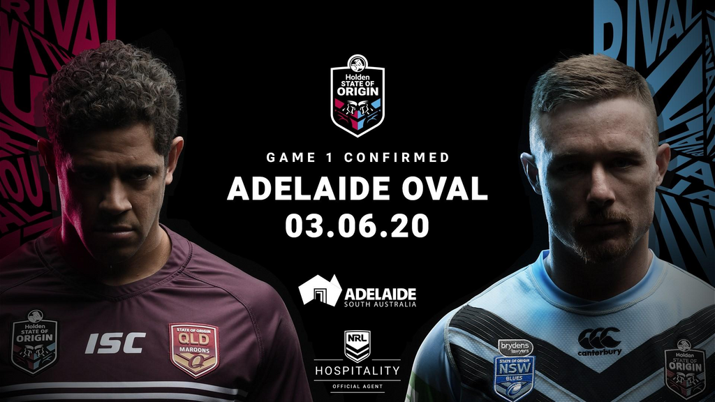 Adelaide - Game 1 - Open Air Corporate Box - 3 June 2020