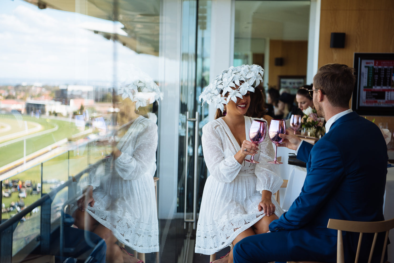 Private Suites - The Championships Day 2- Randwick Racecourse