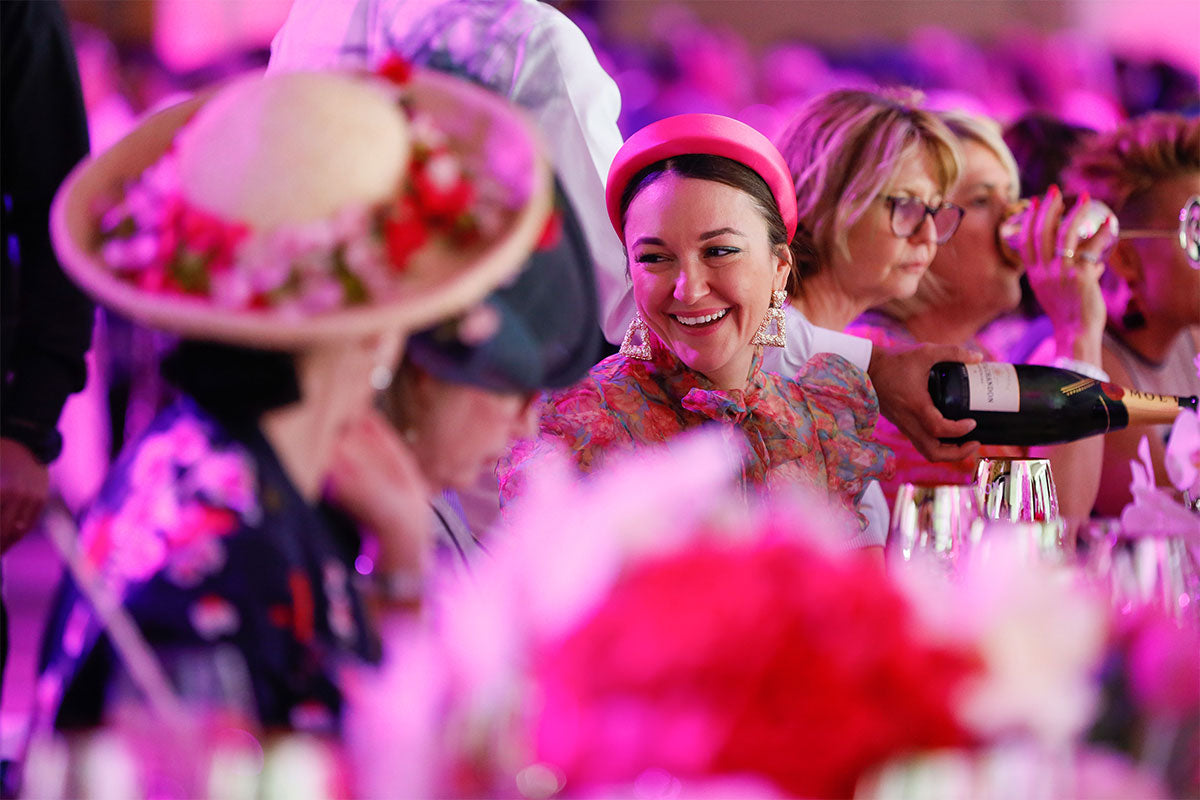 ROYAL RANDWICK: EVEREST CARNIVAL FASHION LUNCH - TAB Epsom Day - Saturday, 3rd October 2020