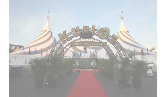 Perth - Kurios - Behind the Scenes VIP