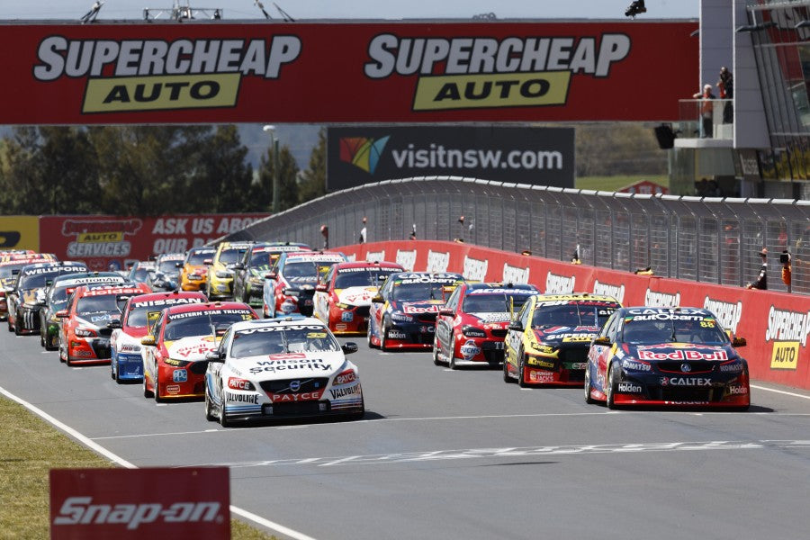 Fox Sports Lounge - Supercheap Auto Bathurst 1000 - 8-11 Oct 2020