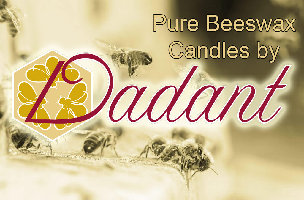 100% Beeswax Altar Candles