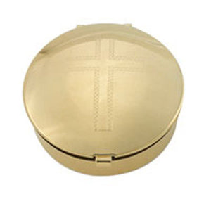 24K Gold Plated Pyx (Style 2217G)