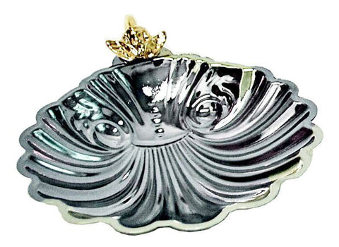 Baptismal Shell Nickel Plated (Style 5113N)