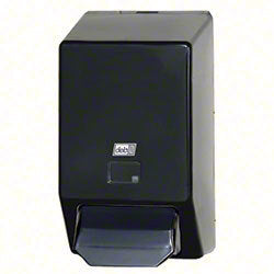 Pro Line Black 1 Liter Dispenser: Green Tip