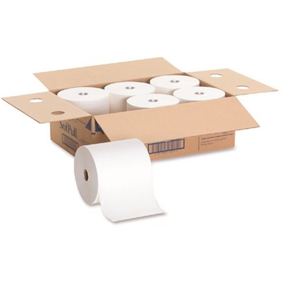 White Hardwound Roll Paper Towel