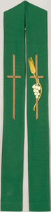 Washable Clergy Stole by Harbro (Style - HAR 626)