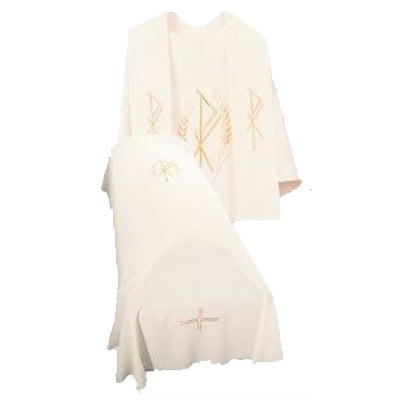 Beau Veste Resurrection Mass Set (Style Chi-Rho)