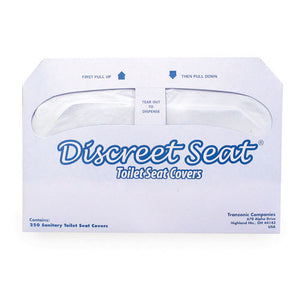 Half-Fold Toilet Seat Covers