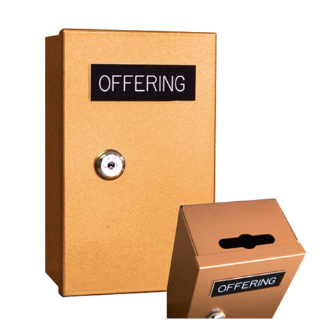 Metal Offering Box (Style 1988)
