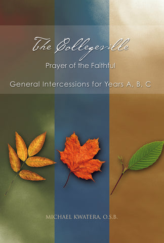 The Collegeville Prayer of the Faithful - LTP 3282