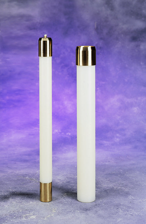 "Refillable Liquid Candle: 9"" x 115/16"" (Style: R09193)"