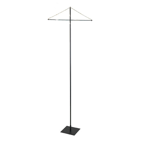 "96"" Banner Stand with Black Shaft (Style 2477)"
