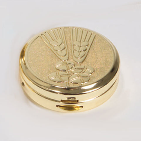 Gold Plated, Two-Tone Pyx (Style K3250)