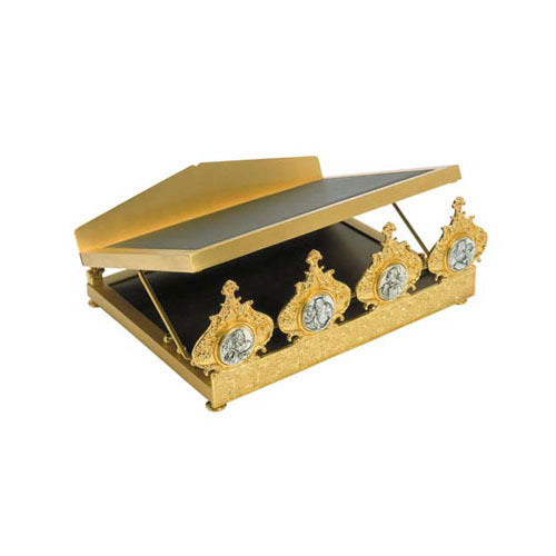 Gold Plated Missal Stand (Style 674)