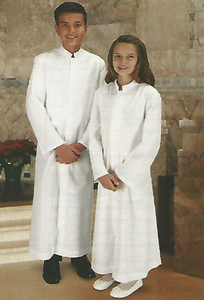 Altar Server Cassock by R.J. Toomey (Style 600-Y-F)