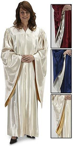 Pointed Sleeve Choir Robe (Series TS999)