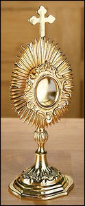 Small Monstrance Reliquary (Series LT428)