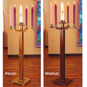 Church Advent Candlestick