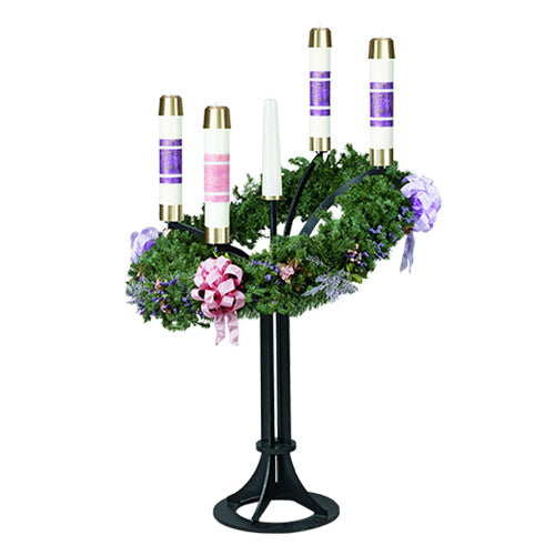 Standing Advent Wreath (Style: ZZ3925)