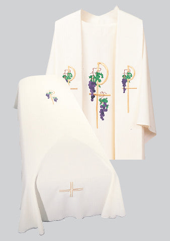 Beau Veste Resurrection Mass Set (Style Grapes)