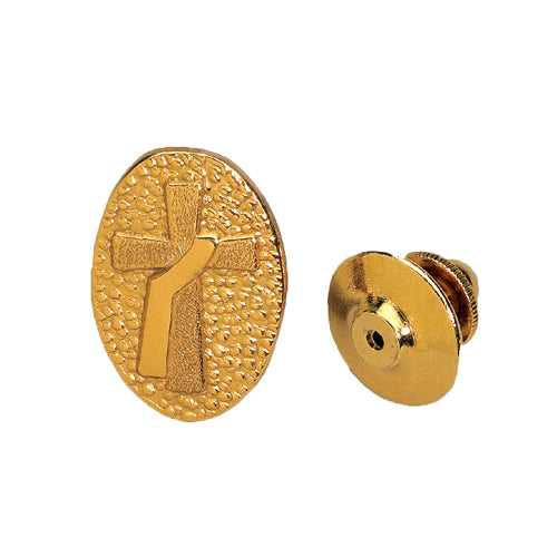 Deacon's Lapel Pin in 14K Gold (Style 4415)