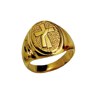 Deacon's Ring in 10K Gold (Style 4440)