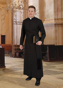 Cleric Cassock Standard Size by R.J. Toomey (Style 390-RP)