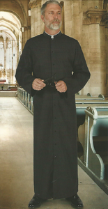 Priest & Adult Server Cassock by R.J. Toomey (Style 600-A)