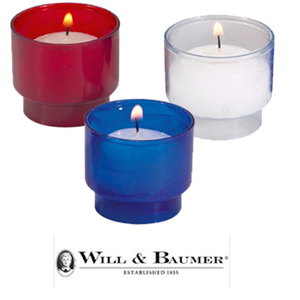 Will & Baumer Brand: Disposable Votives
