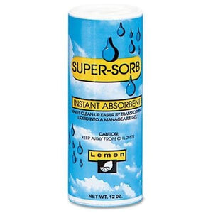 Supersorb Instant Vomit Control