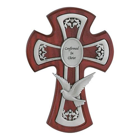 "6""Cherry Pewter Holy Spirit (Style: 77-28)"