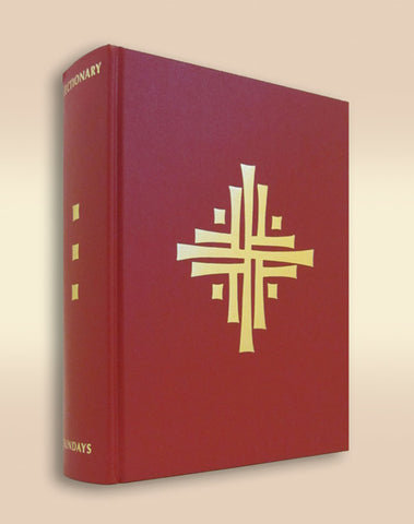 Lectionary for Mass, Classic Edition: Sundays (One-Volume) - LTP 2531