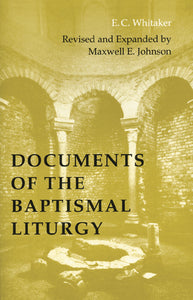 Documents of the Baptismal Liturgy - LTP 6200