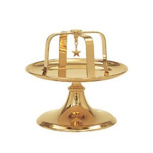 "6"" Credence Paten: Gold Plated (Series 321)"