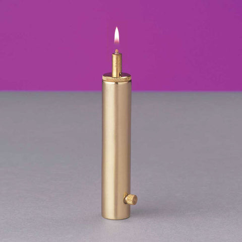 Refillable Snuffer Lighter