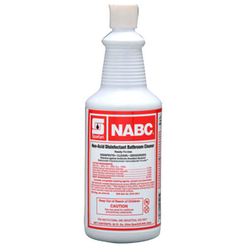 NABC Non-Acid Bowl Cleaner