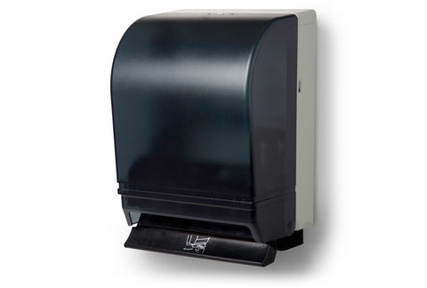 Silhoulette Universal Roll Towel Dispenser