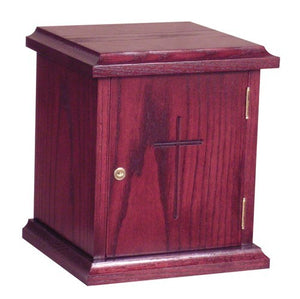 Wooden Tabernacle with lock (Style 950)