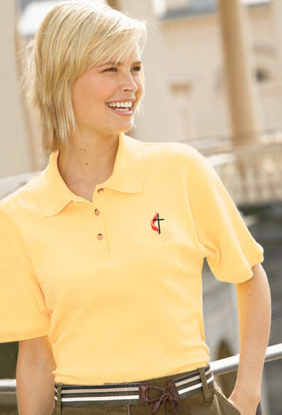 Beau Veste UltraClub Ladies Whisper Pique Polo (Style 8541)
