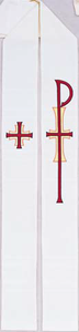 Washable Clergy Stole by Harbro (Style - HAR 657)