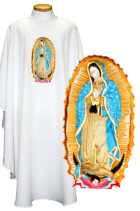Our Lady of Guadalupe Chasuble, Style: 890