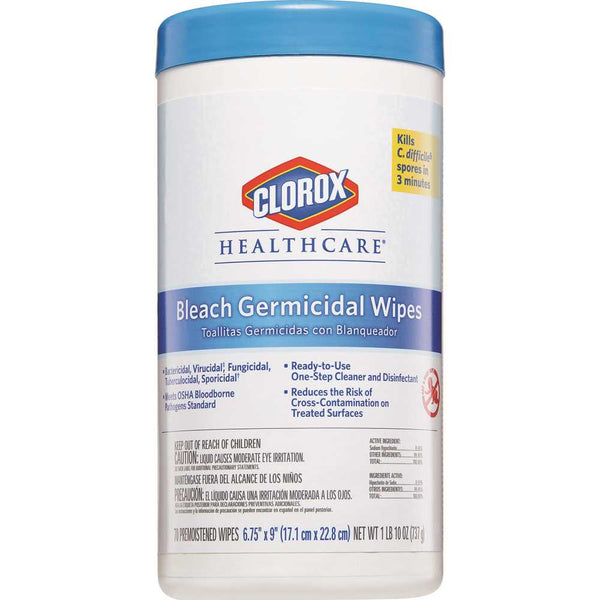 OUT OF STOCK-Clorox Germicidal Wipes