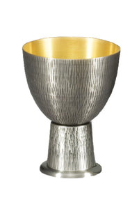 Communion Cup with Oxidized Silver Finish (Style 2432)