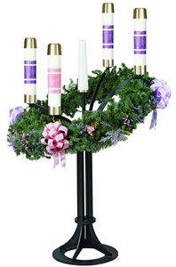 Advent Wreath Style 3925