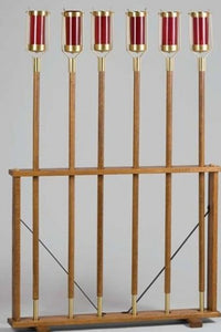 Processional Torch Stand, Style 3956